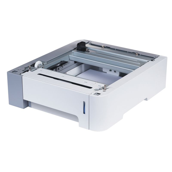 - Brother Lower Tray, Multi-Purpose tray, HL-4050CDN/MFC-9450CDN/MFC-9440CN/HL-4070CDW/MFC-9840CDW/DCP-9045CDN, 500 sheets, 500 sheets, Gray, White
