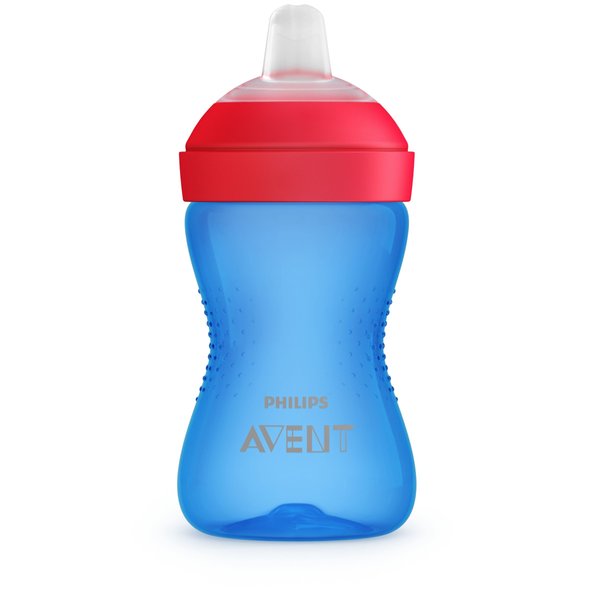 - Philips AVENT SCF802/01, Drinking bottle, 9 month(s), Blue, Red, Boy, Twist-on lid, Indonesia