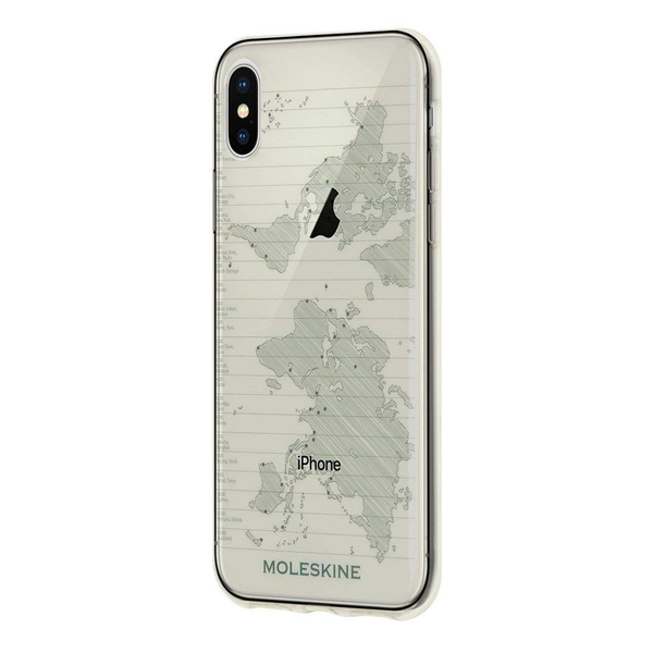 "Moleskine Moleskine MO2JHPXGEO, Cover, Apple, Iphone X, 14.7 cm (5.8""), Multicolour"