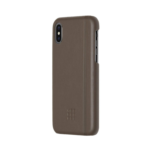 "Moleskine Moleskine MO2CHP8P14, Cover, Apple, iPhone X, 14.7 cm (5.8""), Brown"