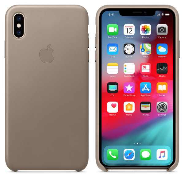 """Apple MRWR2ZM/A, Cover, Apple, iPhone XS Max, 16.5 cm (6.5""""), Taupe"""