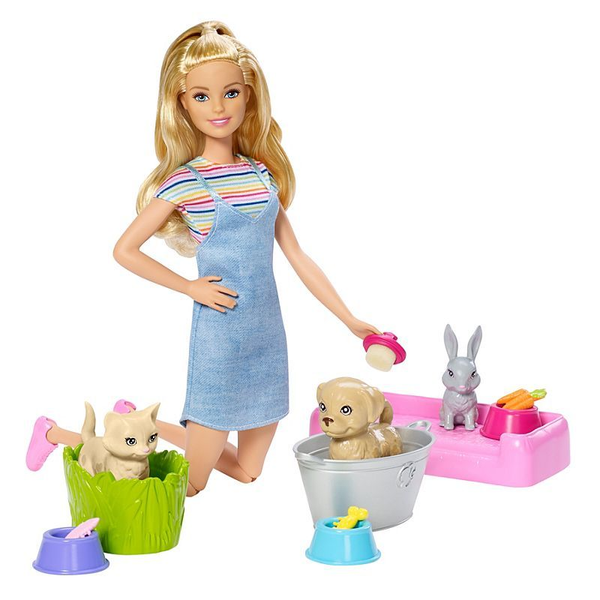 - Barbie Doll and Playset, Multicolour, Female, Girl, 3 yr(s), Not for children under 36 months
