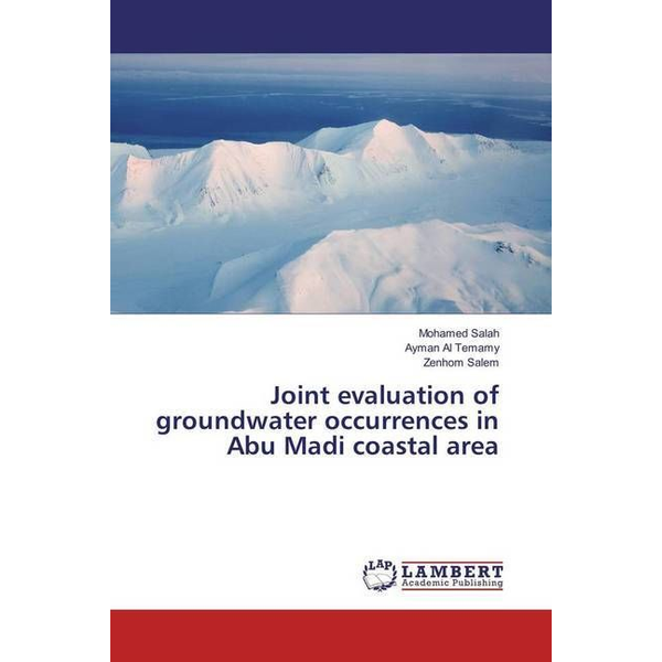 Salah, Mohamed - Joint evaluation of groundwater occurrences in Abu Madi coastal area