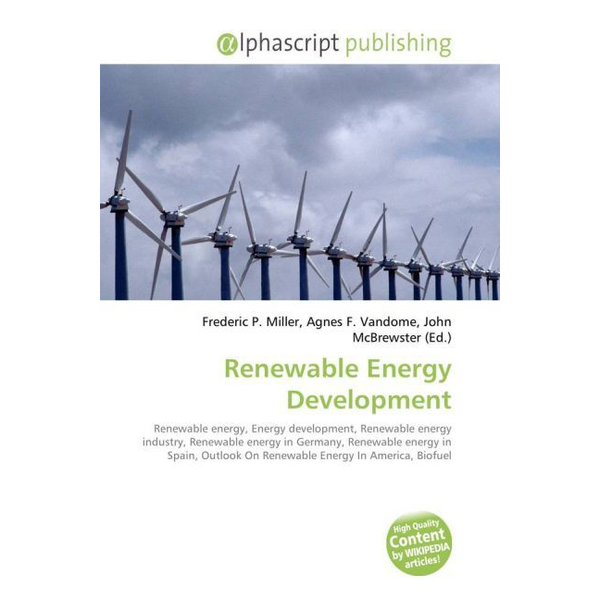 Alphascript Publishing - Renewable Energy Development