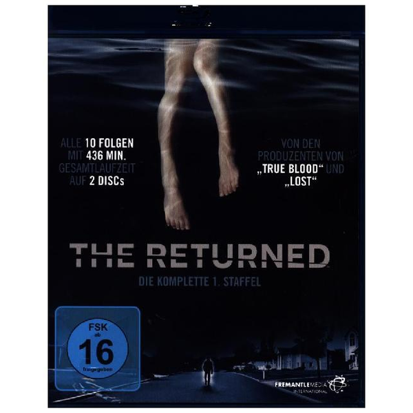 Various - The Returned St.1 BD