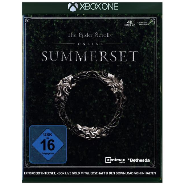 Flashpoint Germany - The Elder Scrolls Online, Summerset, 1 XBox One-Blu-ray Disc
