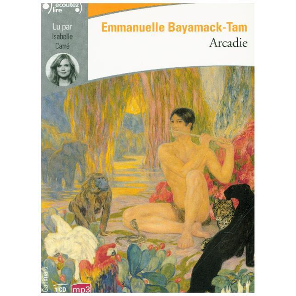 Bayamack-Tam, Emmanuelle - Arcadie, 1 MP3-CD