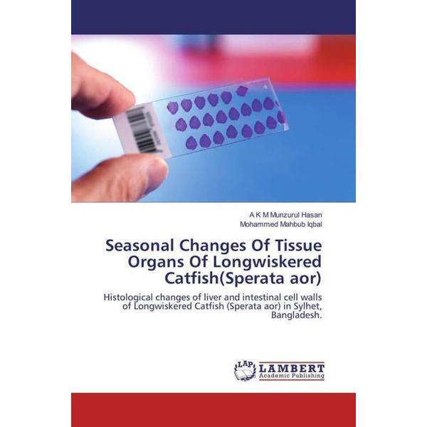 Hasan, A K M Munzurul - Seasonal Changes Of Tissue Organs Of Longwiskered Catfish(Sperata aor) - Histological changes of liver and intestinal cell walls of Longwiskered Catfish (Sperata aor) in Sylhet, Bangladesh.
