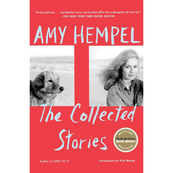 Hempel, Amy - ISBN The Collected Stories of Amy Hempel