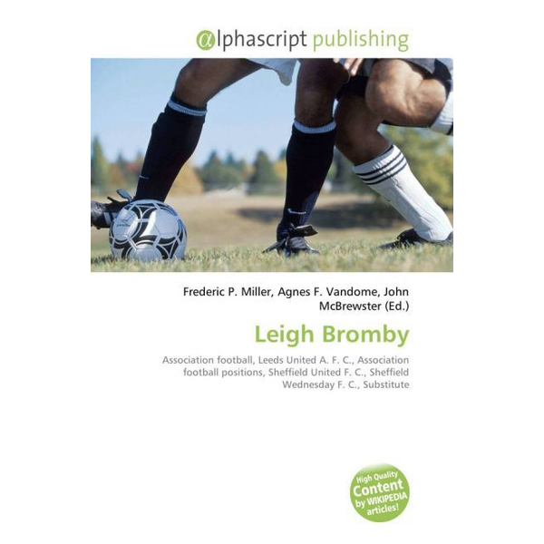 Alphascript Publishing - Leigh Bromby