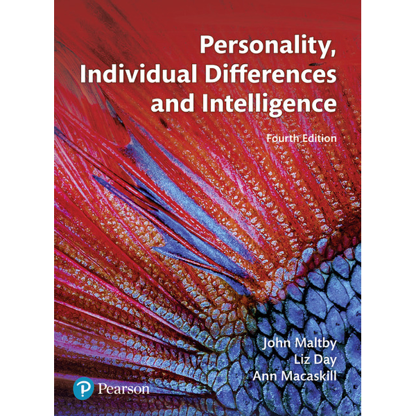 Day, Liz - Personality, Individual Differences and Intelligence