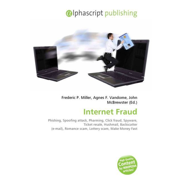 Alphascript Publishing - Internet Fraud