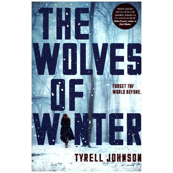 Johnson, Tyrell - The Wolves of Winter