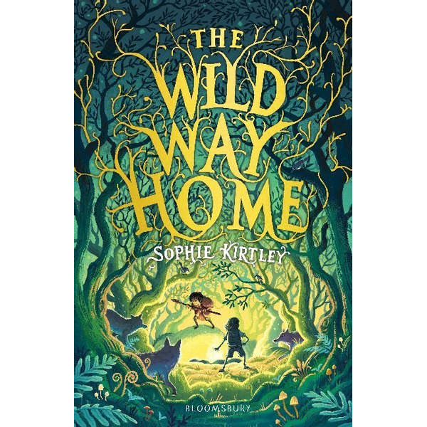 Kirtley, Sophie The Wild Way Home