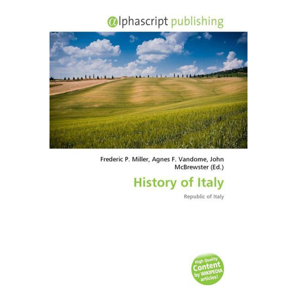 Alphascript Publishing - History of Italy