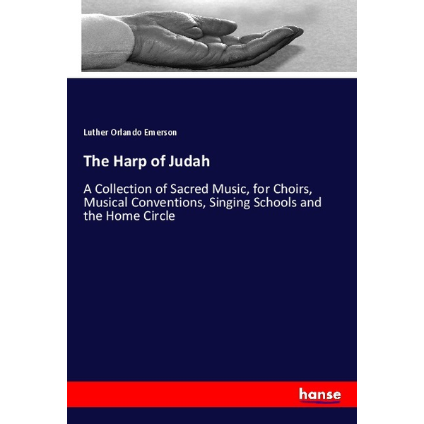 Emerson, Luther Orlando - The Harp of Judah
