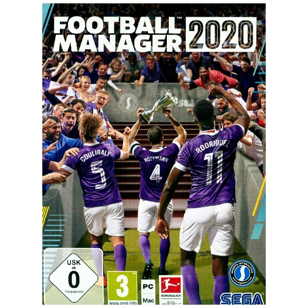 - Football Manager 2020/CD-ROM