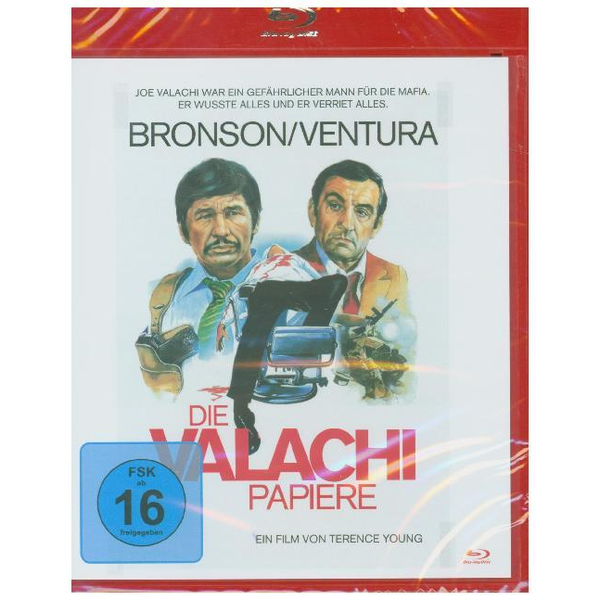Young, Terence - Koch Media Die Valachi-Papiere (Blu-ray) German, English