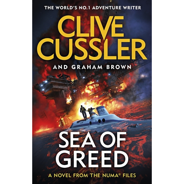 Cussler, Clive - Sea of Greed