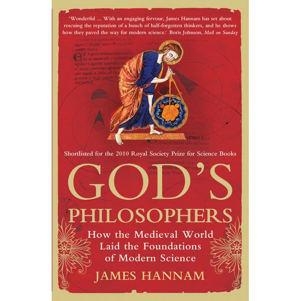 Hannam, James - Allen & Unwin God's Philosophers book Science & nature English Paperback 448 pages