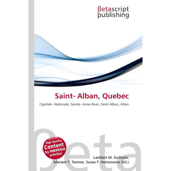 Betascript Publishing - Saint- Alban, Quebec