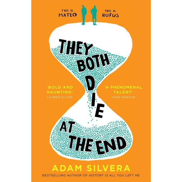 Silvera, Adam - They Both Die at the End