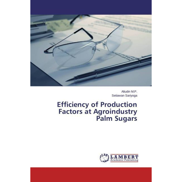 M.P., Aliudin - Efficiency of Production Factors at Agroindustry Palm Sugars