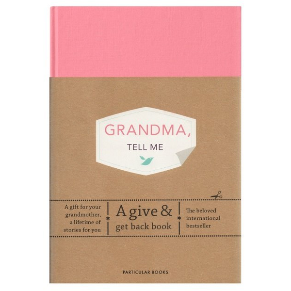 Vliet, Elma van - Grandma, Tell Me - A Give & Get Back Book