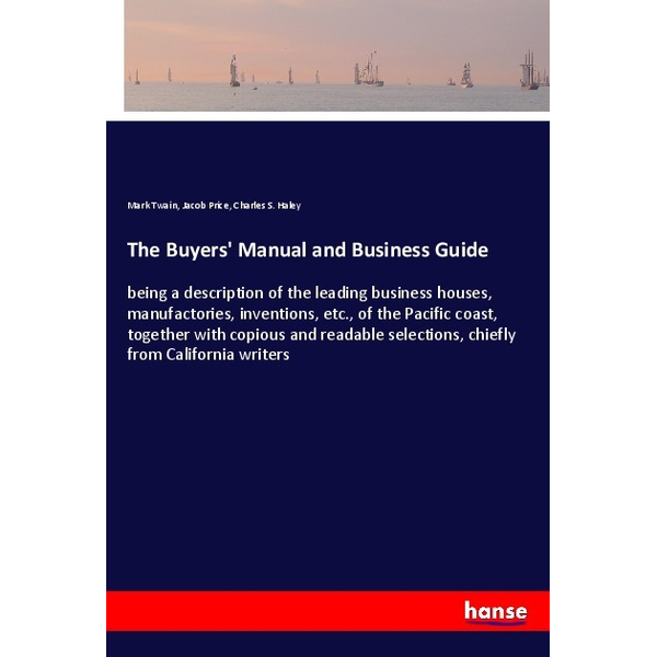 Twain, Mark - The Buyers' Manual and Business Guide