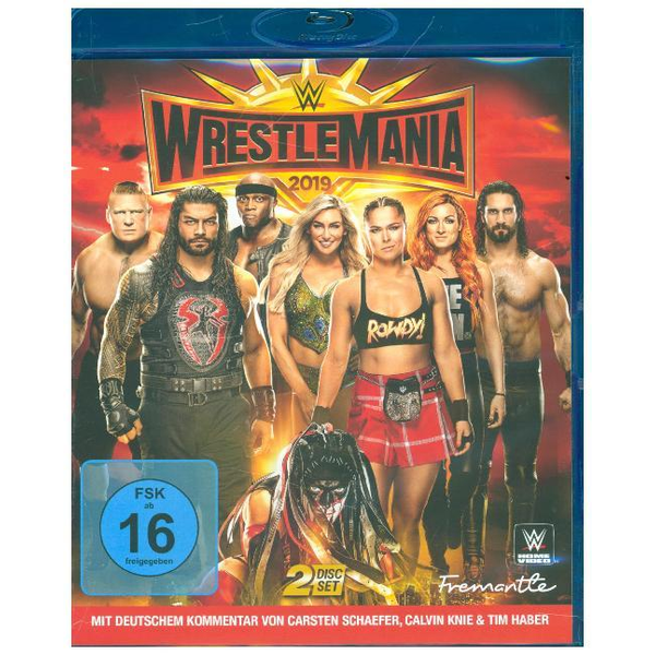 WWE - WWE: Wrestlemania 35