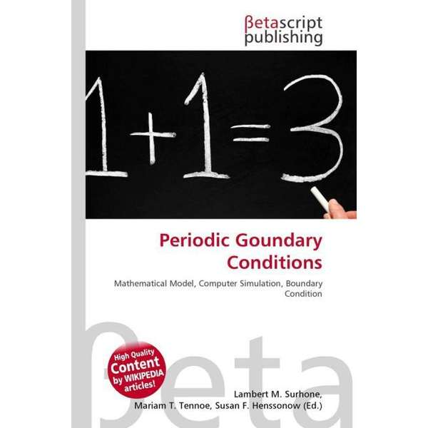 Betascript Publishing - Periodic Goundary Conditions