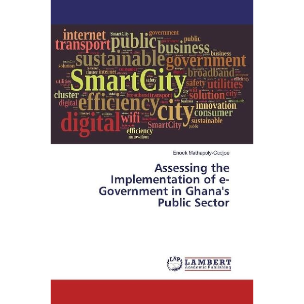 Mathapoly-Codjoe, Enock - Assessing the Implementation of e-Government in Ghana's Public Sector