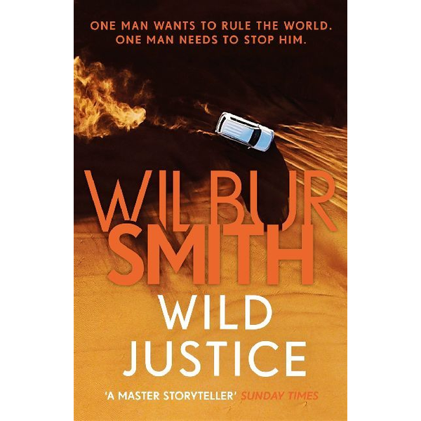 Smith, Wilbur - ISBN Wild Justice book Paperback 464 pages