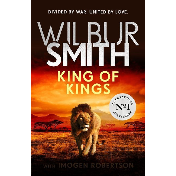 Smith, Wilbur - ISBN King of Kings book Hardcover 448 pages