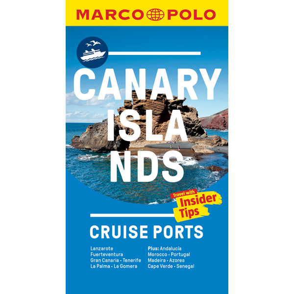 Marco Polo - Canary Islands Cruise Ports Marco Polo Pocket Guide - with pull out maps