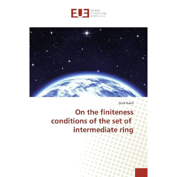 Nabil, Zeidi - On the finiteness conditions of the set of intermediate rings