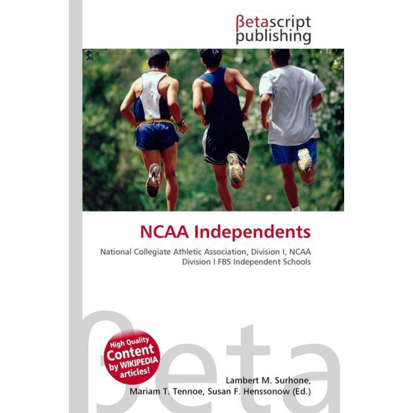 Betascript Publishing - NCAA Independents
