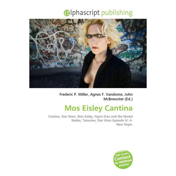 Alphascript Publishing - Mos Eisley Cantina
