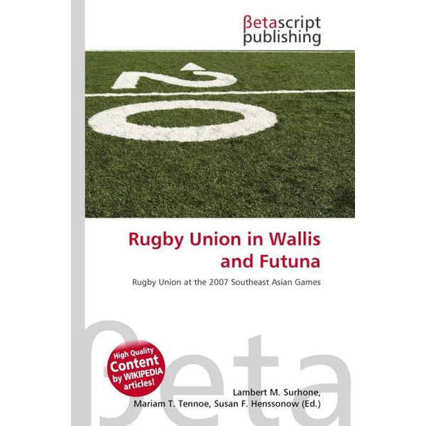 Betascript Publishing - Rugby Union in Wallis and Futuna