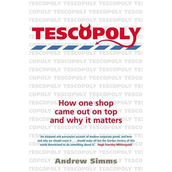 Simms, Andrew - Tescopoly