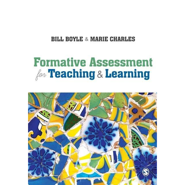 Boyle, Bill - Formative Assessment for Teaching and Learning