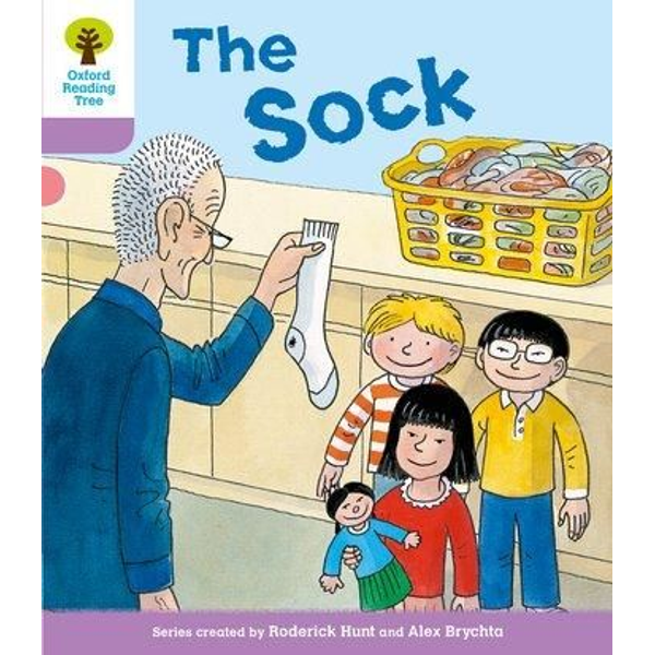 Hunt, Roderick - Oxford Reading Tree: Level 1+ More a Decode and Develop The Sock