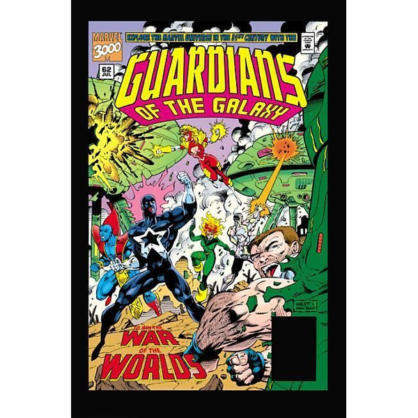 Gallagher, Michael - Guardians Of The Galaxy Classic: In The Year 3000 Vol. 3