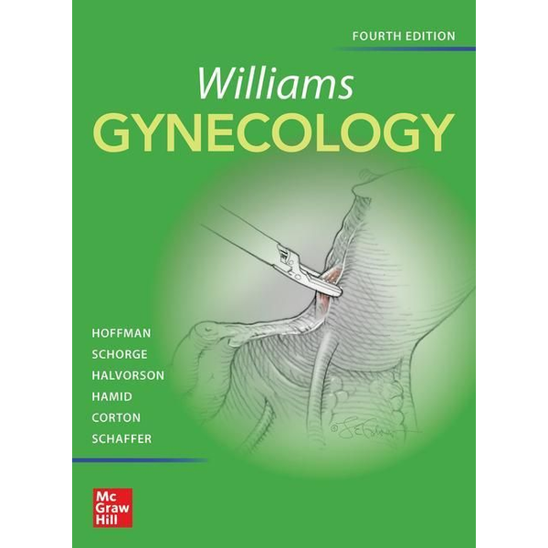 Schaffer, Joseph - Williams Gynecology, Fourth Edition