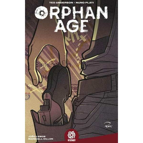 Anderson, Ted - Orphan Age Vol. 1