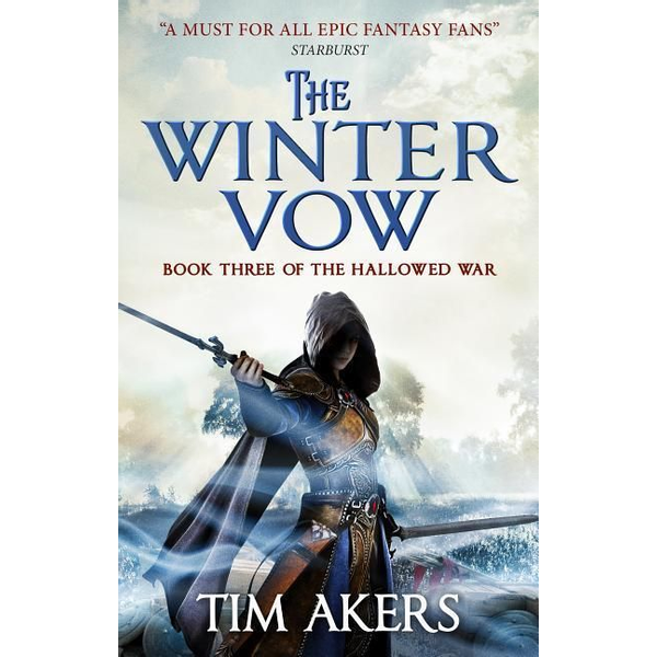Akers, Tim - The Winter Vow (the Hallowed War #3)