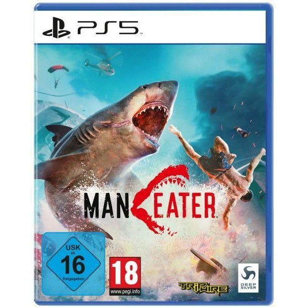 - Maneater (Playstation PS5)