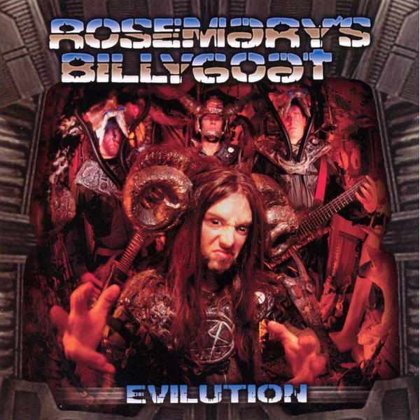 Rosemary's Billygoat - Evilution