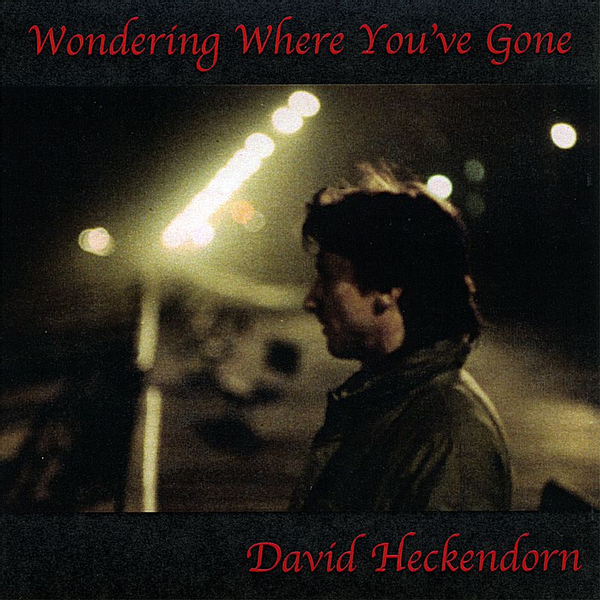 David Heckendorn - Wondering Where You've Gone