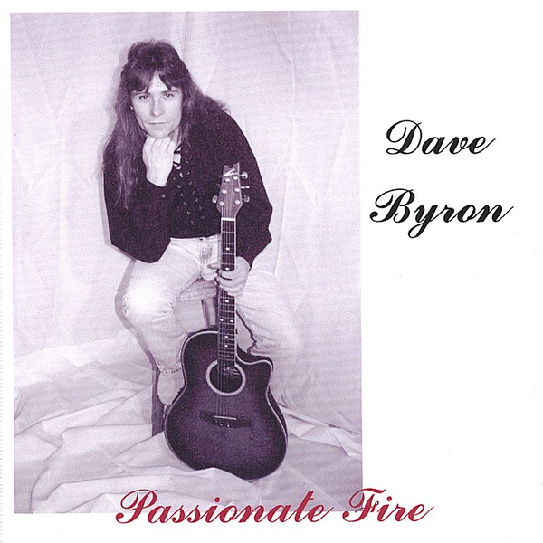 Dave Byron - Passionate Fire